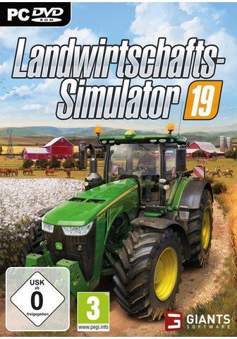 Landwirtschafts-Simulator 19 PC
