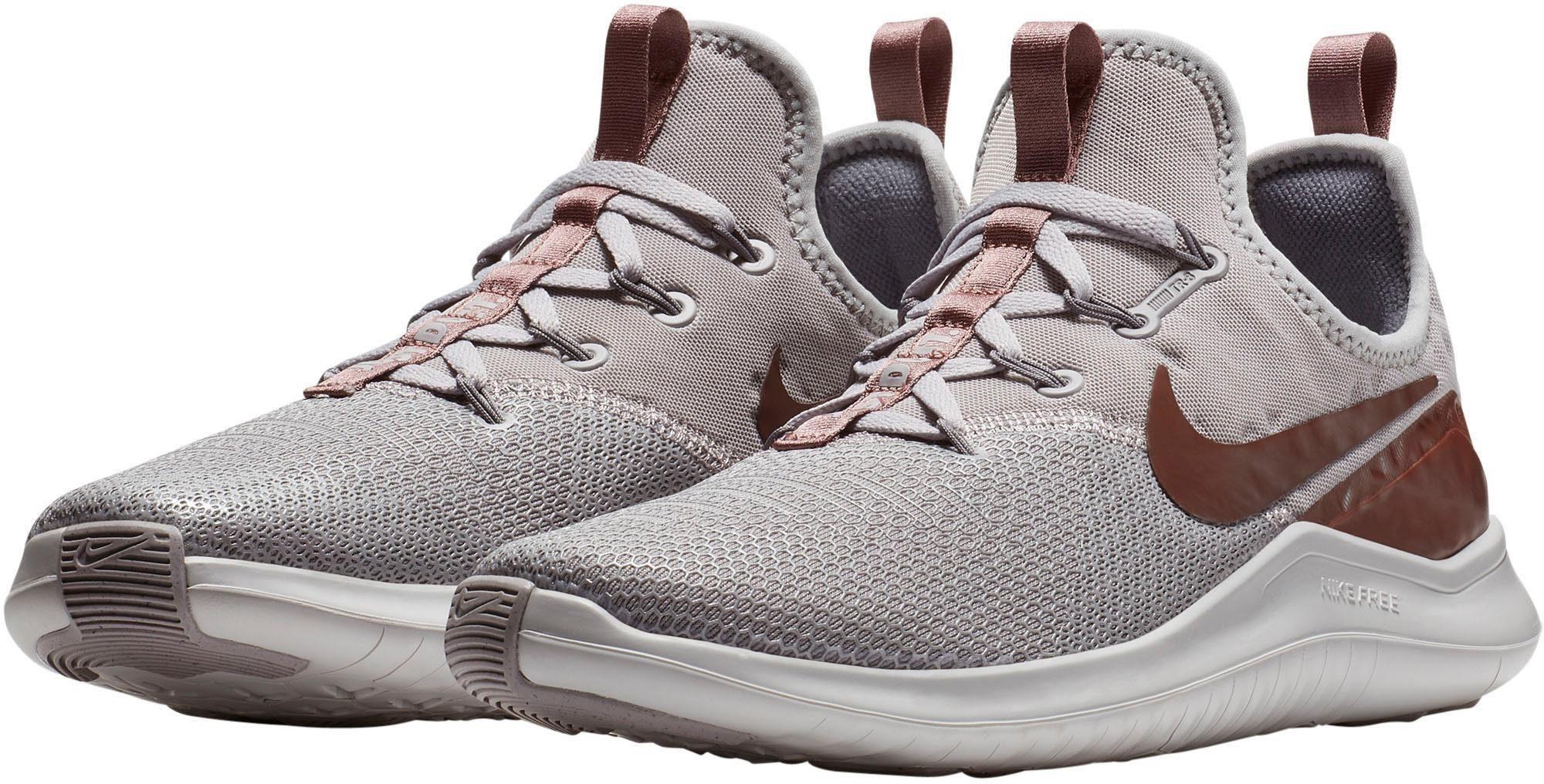 Nike Wmns Free TR 8 LM Fitnessschuh kaufen  grau-bronzefarben