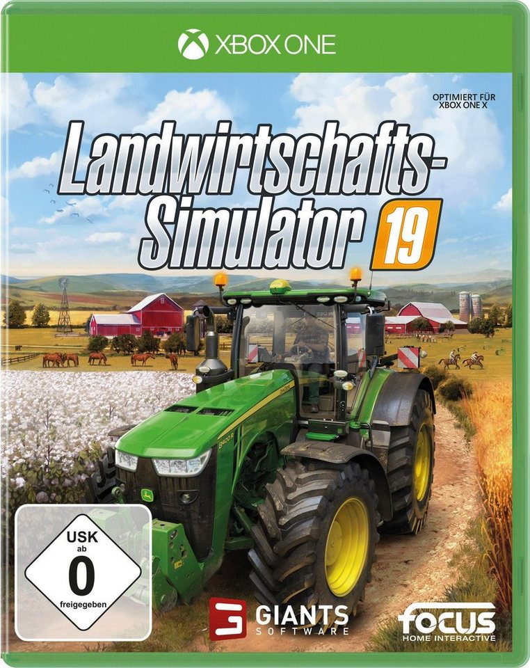 landwirtschafts simulator 19 xbox one kaufen otto. Black Bedroom Furniture Sets. Home Design Ideas