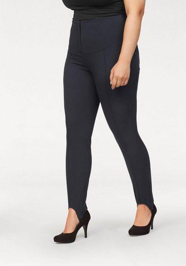 Bodyright Anzughose »Shaping« mit Bauch-Weg-Effekt und streckendem Steg am Saum