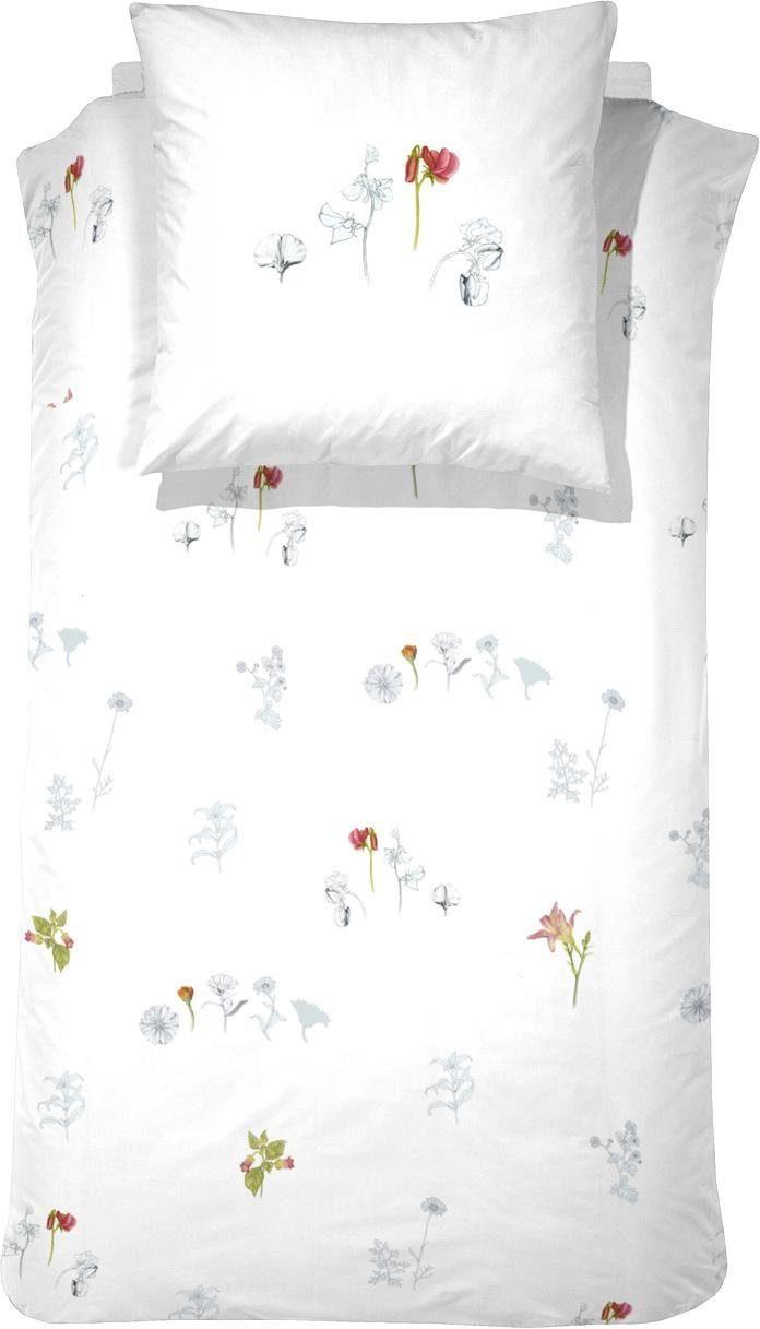 Bettwäsche »Josie«, Cinderella, mit kleinen Blumen