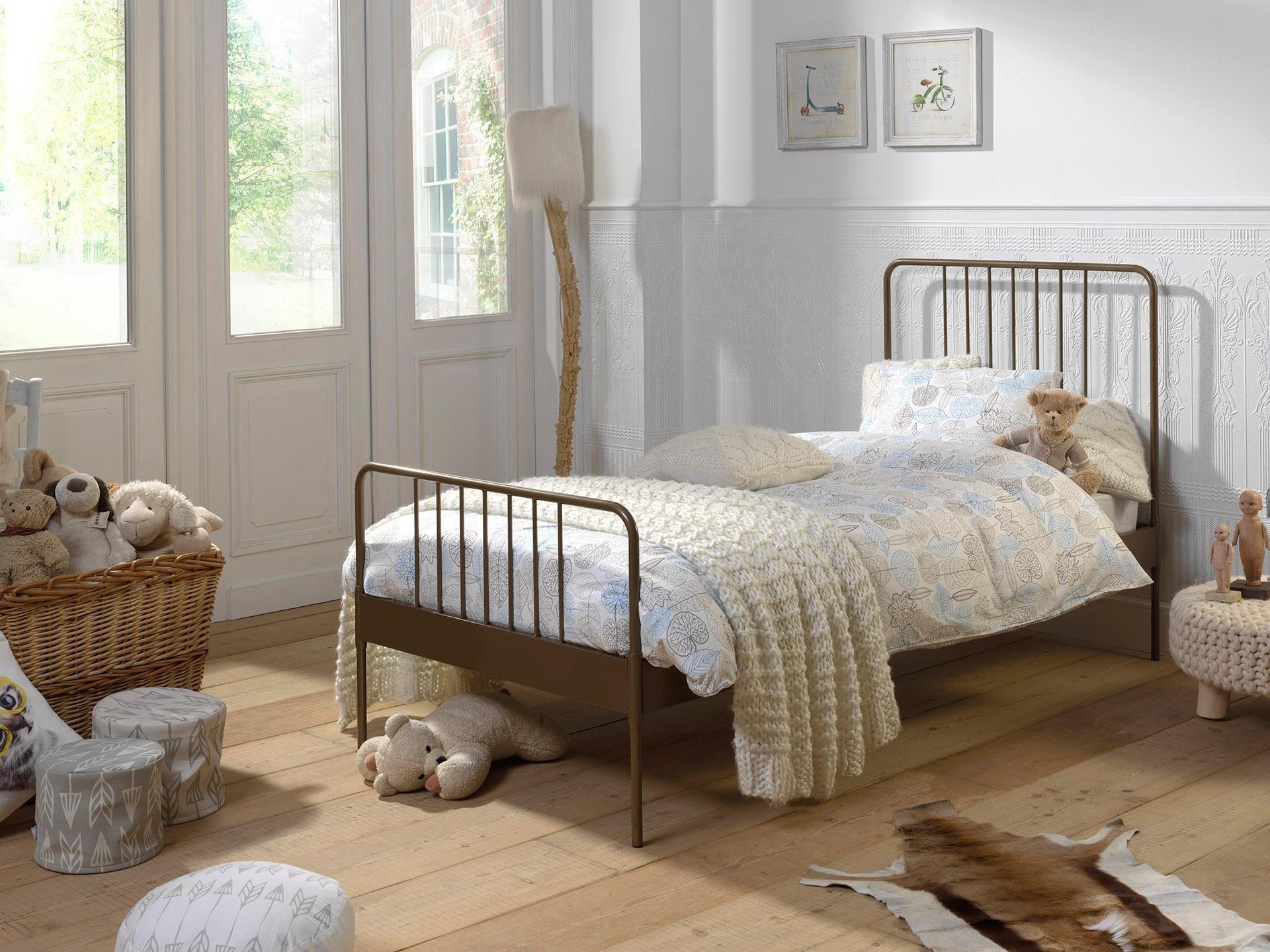 metallbett 140x200 preisvergleich die besten angebote online kaufen. Black Bedroom Furniture Sets. Home Design Ideas