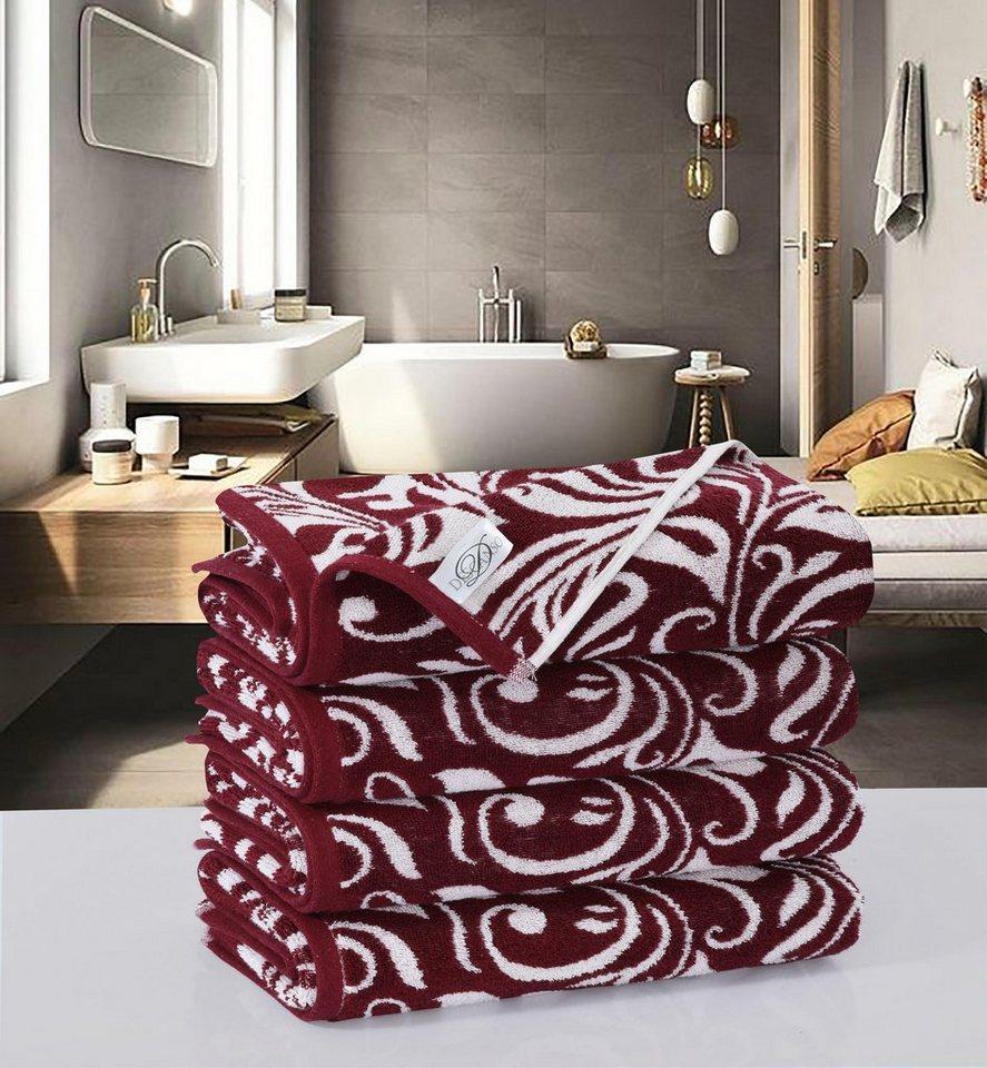 handt cher aizy descanso mit orientalischen muster. Black Bedroom Furniture Sets. Home Design Ideas