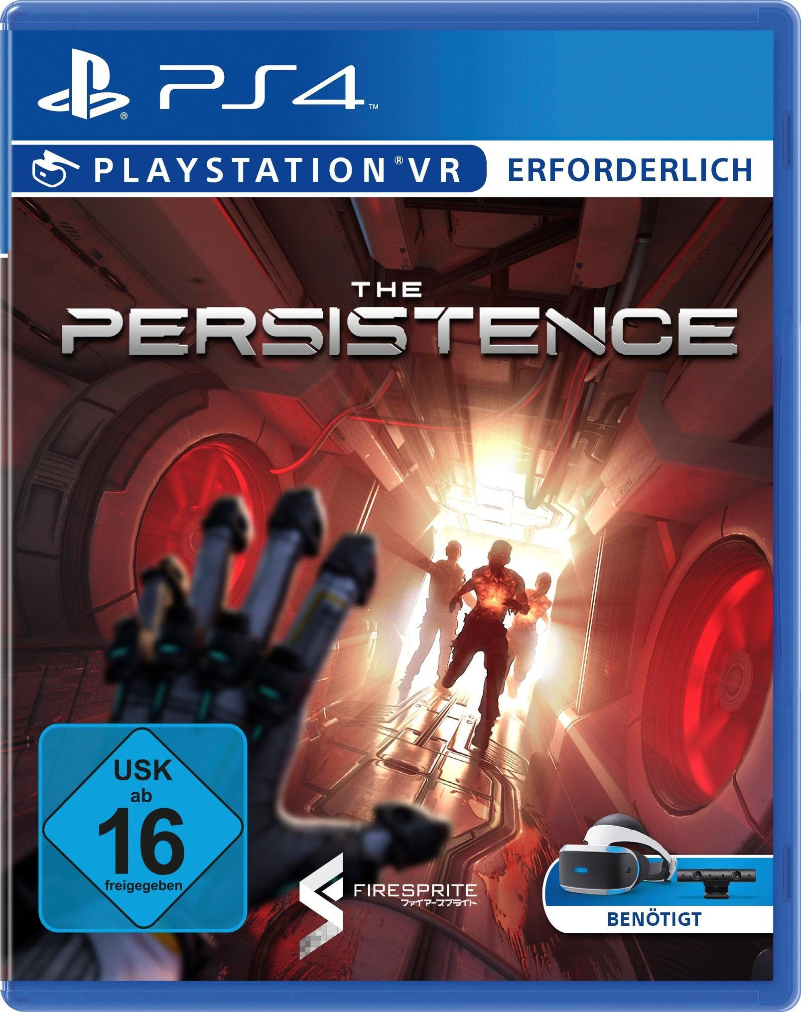 The Persistence VR PlayStation 4