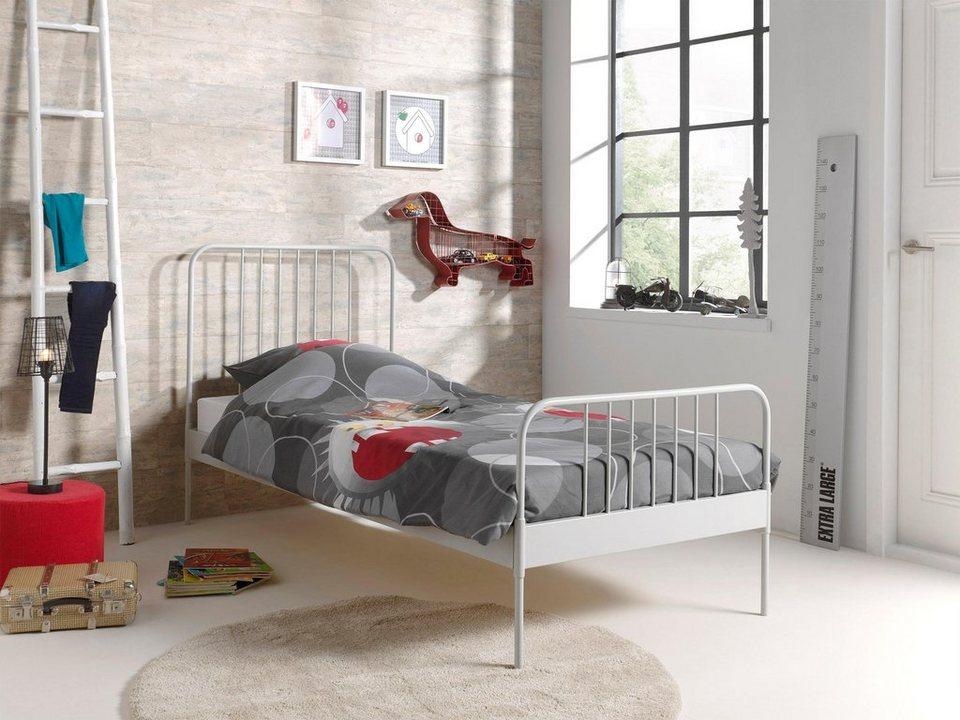 vipack metallbett mit lattenrost online kaufen otto. Black Bedroom Furniture Sets. Home Design Ideas
