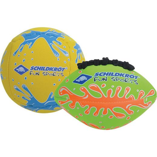 Schildkröt Funsports Spielball »Schildkröt-Funsports Neopren Mini-Ball Duo-Pack«