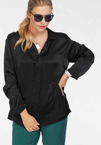 d6d6c7e9d79b66 Satinblusen online kaufen » Fashion-Allrounder