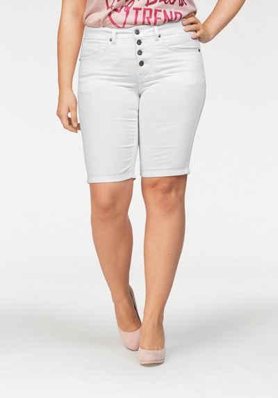 5acc98aa3cc0 Jeans Shorts in großen Größen » Plus Size Jeans Shorts   OTTO