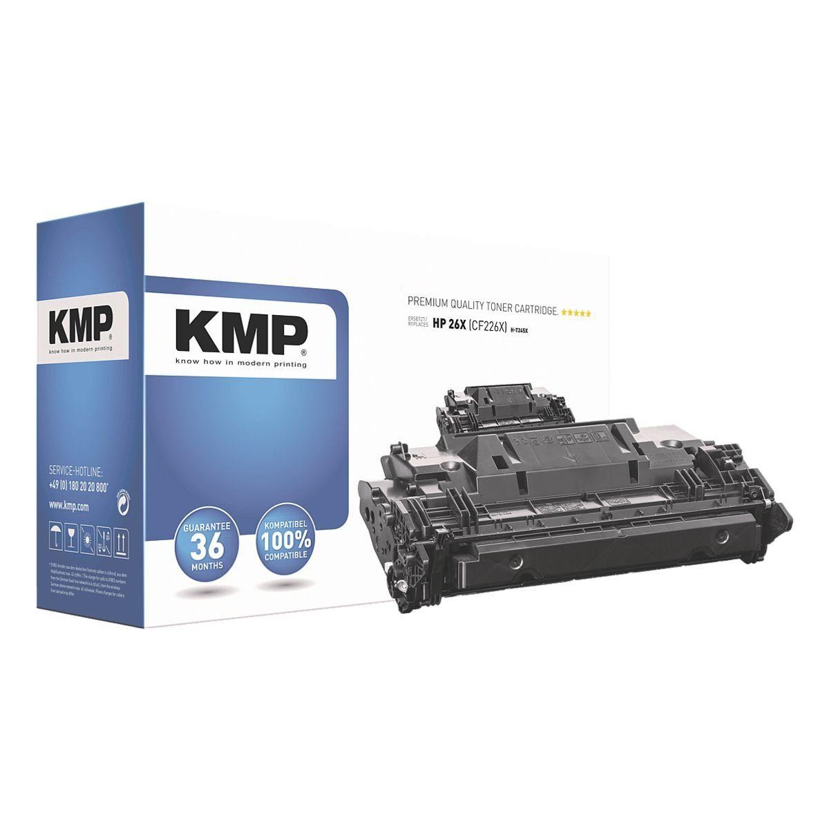 KMP Toner ersetzt HP »CF226X Nr. 26X«