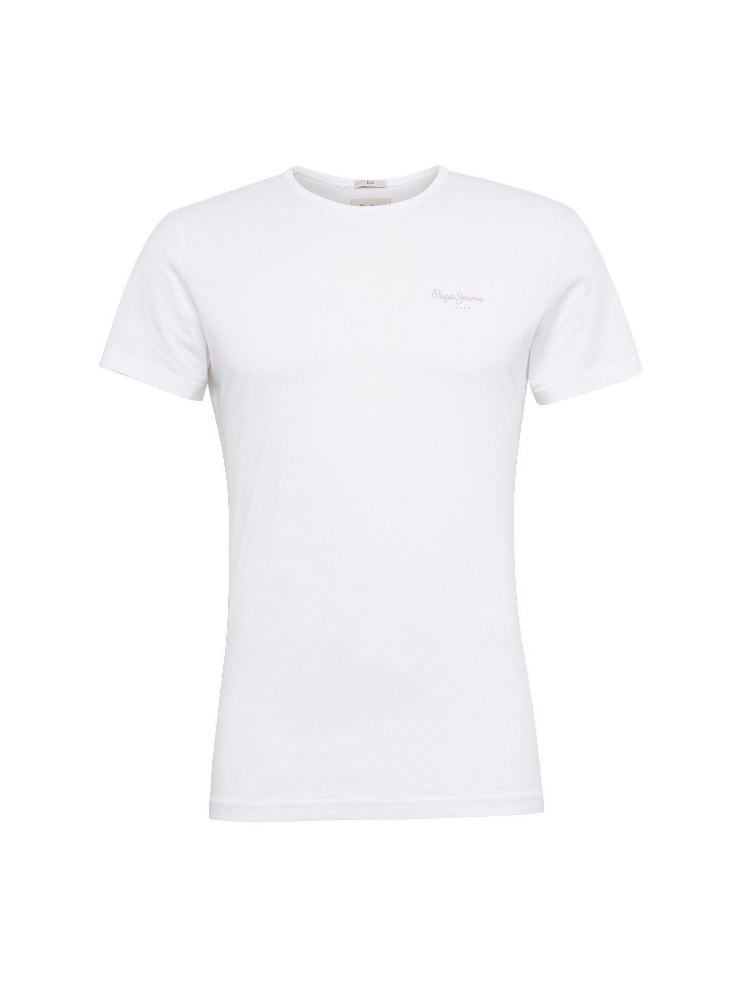 Pepe Jeans Rundhalsshirt »ORIGINAL BASIC S/S« (1-tlg)