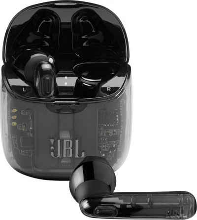 JBL »TUNE 225 TWS« wireless In-Ear-Kopfhörer (Google Assistant, AVRCP Bluetooth, Bluetooth, Ghost-Edition)