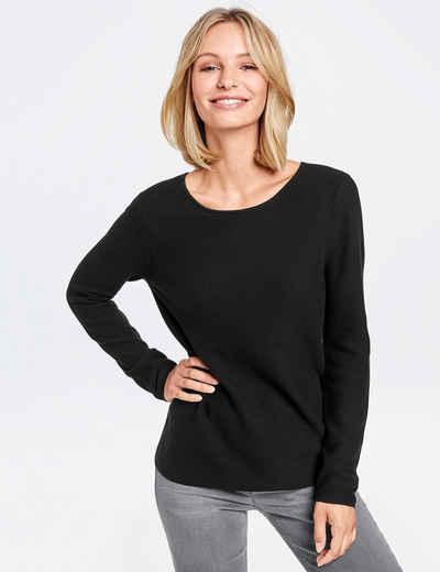 Пуловер с круглым вырезом Gerry Weber