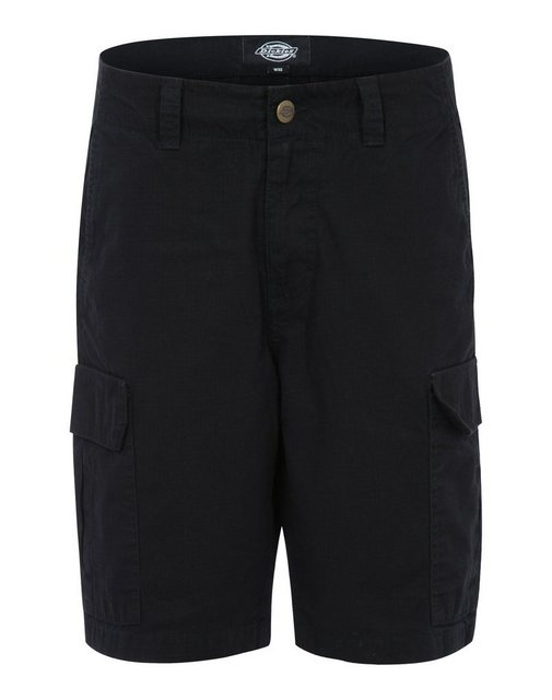 Herren Dickies Shorts New York schwarz | 05025540413764