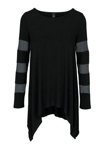 CASUAL футболка с eingesetzten рукав