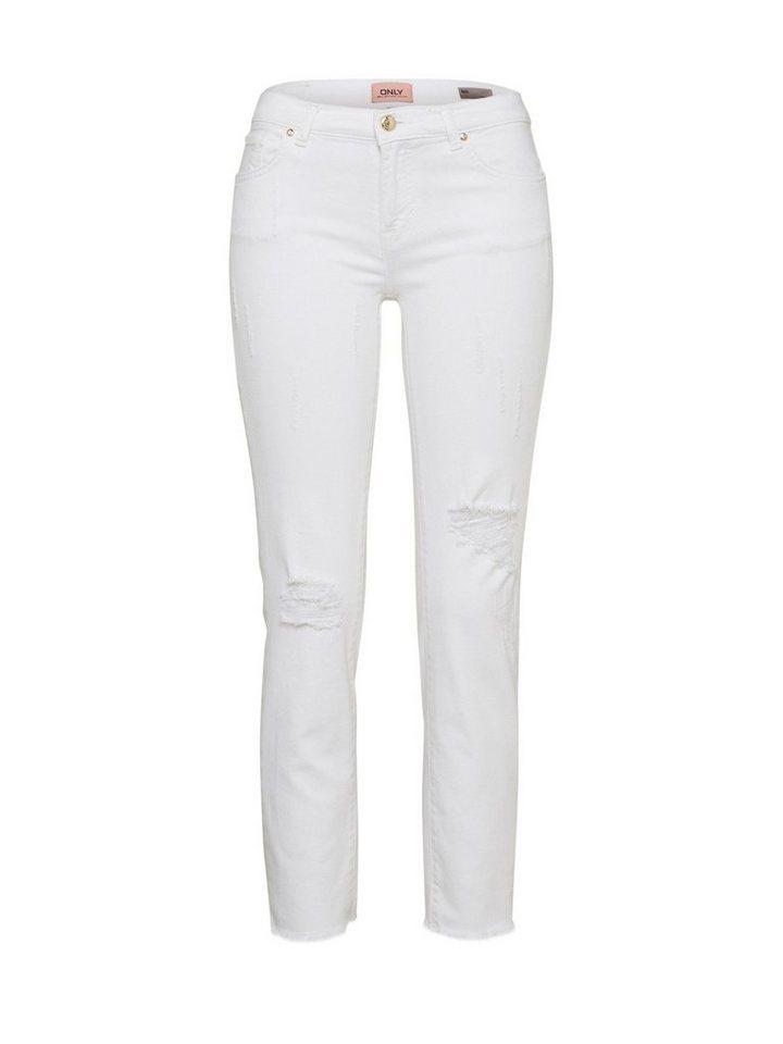 Only Skinny-fit-Jeans Fransensaum online kaufen   OTTO 0235d12d6c