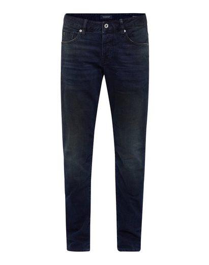 Scotch & Soda Slim-fit-Jeans »Ralston - Black And Blue«