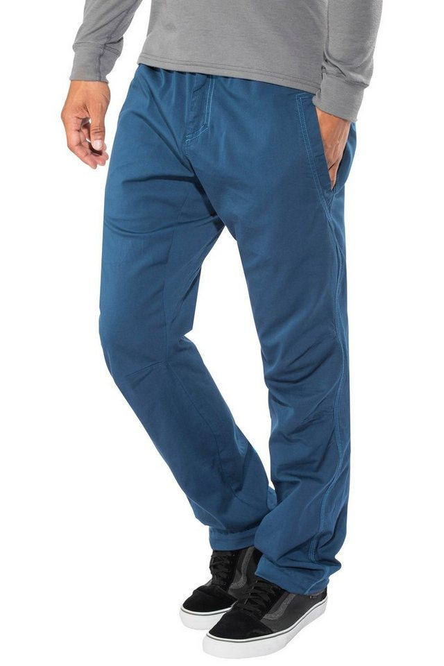 Edelrid Outdoorhose »Monkee III Pants Men« | Bekleidung > Hosen > Outdoorhosen | Blau | Baumwolle - Elasthan | Edelrid
