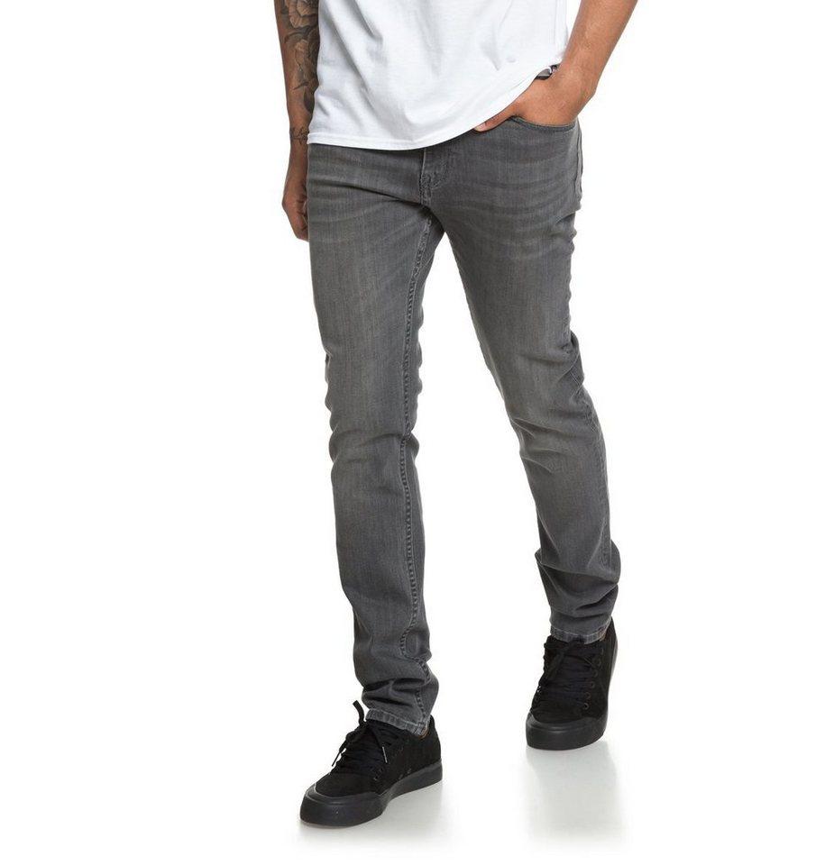 DC Shoes Slim-fit-Jeans »Worker Medium Grey«