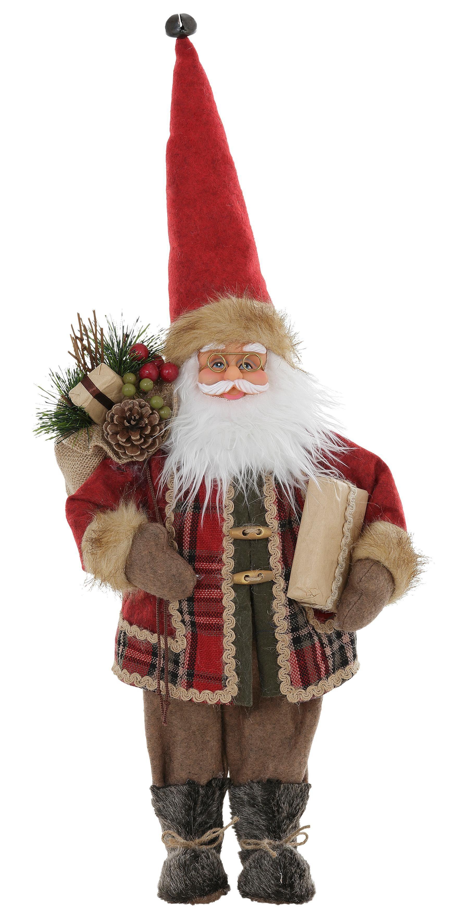 Dekofigur, Höhe 45 cm, »Santa«