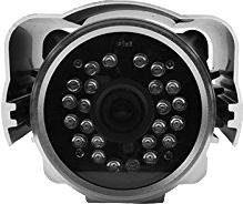 »Maginon OD-2« IP-Überwachungskamera (Glaslinse; f/ 3,6 mm, F/ 2,4 (IR-Linse), LAN (Ethernet), WLAN (Wi-Fi)