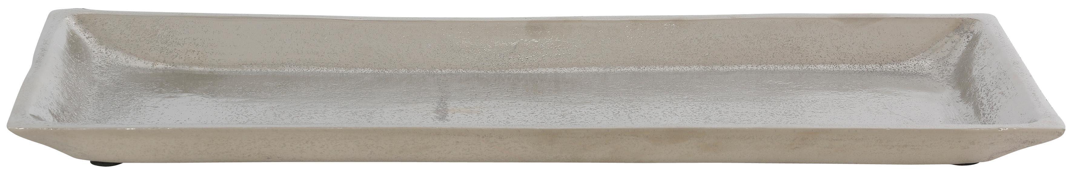 Deko-Schale aus Aluminium