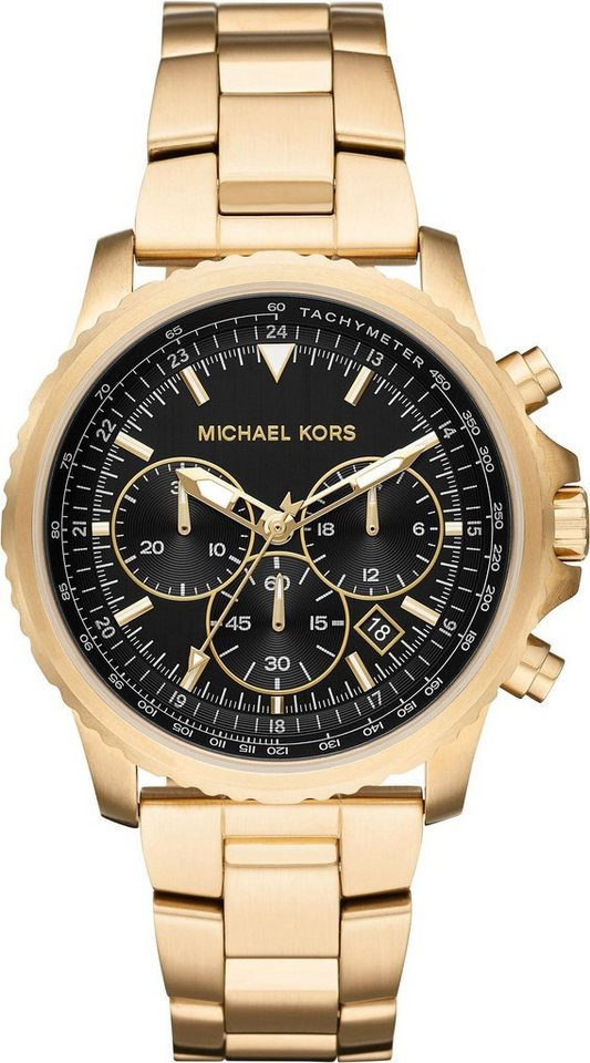 michael kors chronograph theroux mk8642 kaufen otto. Black Bedroom Furniture Sets. Home Design Ideas