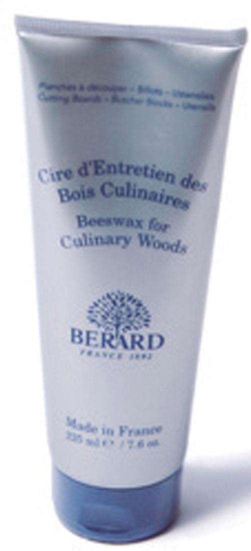 Berard Olivenholzpflege, 225 ml, »Bienenwachs«