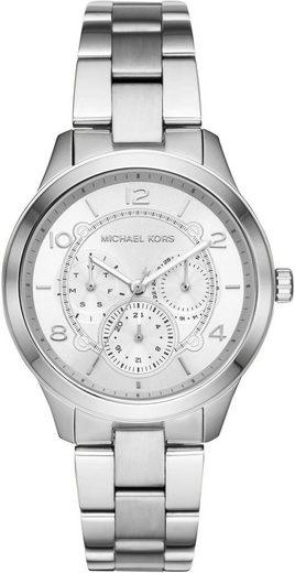 MICHAEL KORS Multifunktionsuhr »RUNWAY, MK6587«