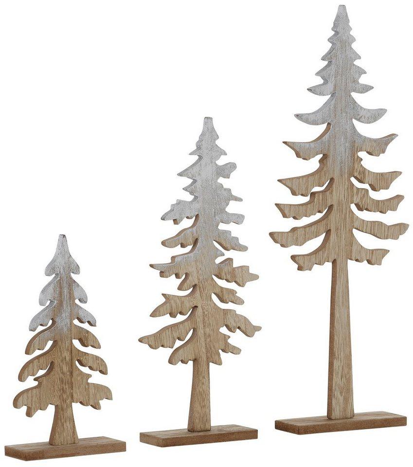 Deko-Baum, 3er Set Online Kaufen