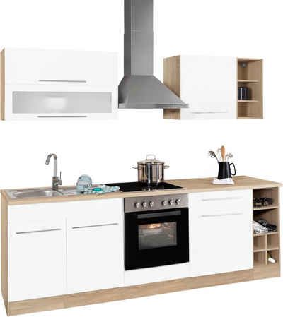 Kuchenzeile 240 250 260 Cm Online Kaufen Otto