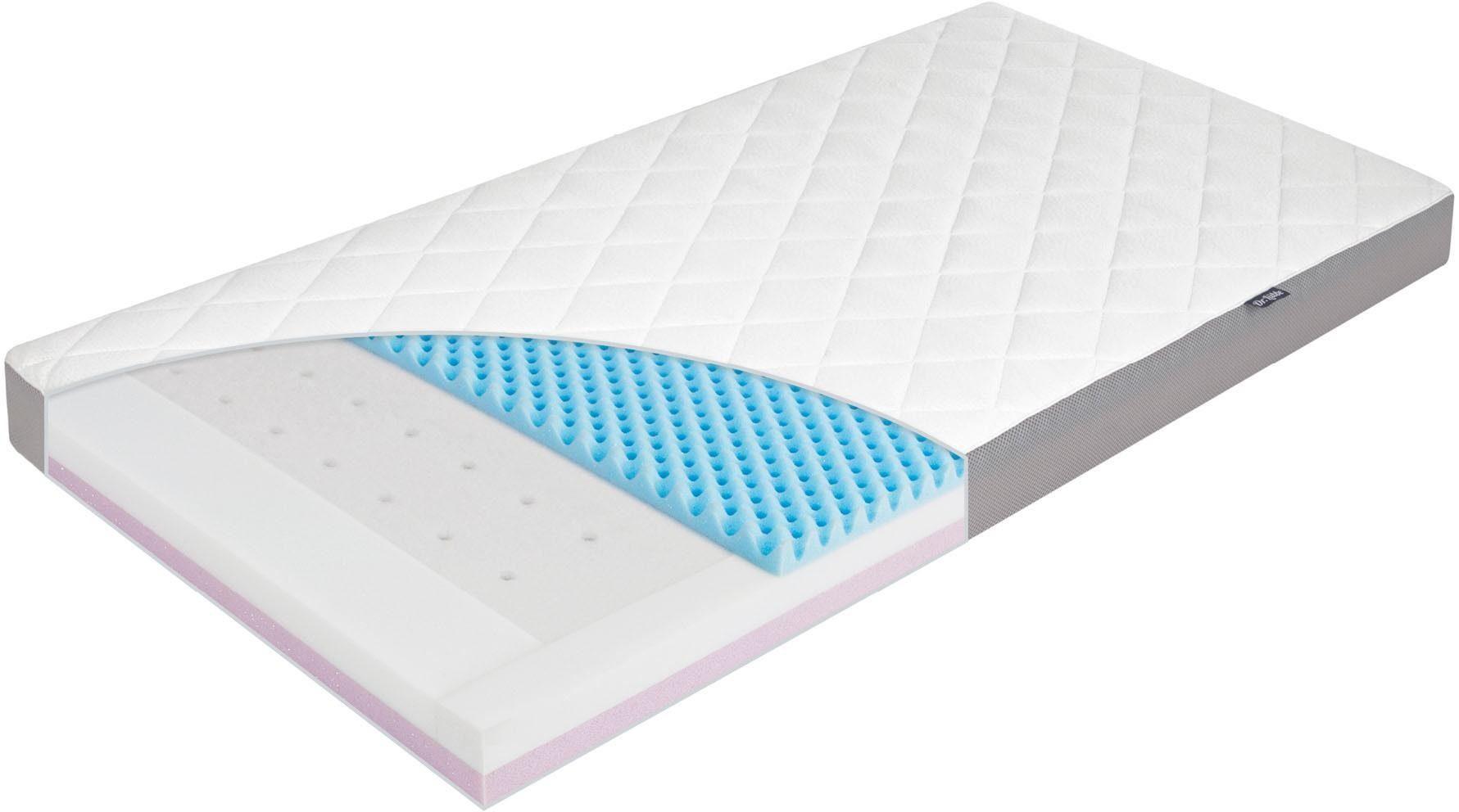 Matratze für Babys & Kleinkinder, »Dr. Lübbe Air Premium«, Zöllner, 13 cm hoch