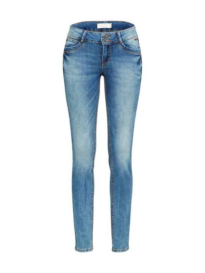 tom tailor denim skinny fit jeans jona kaufen otto. Black Bedroom Furniture Sets. Home Design Ideas