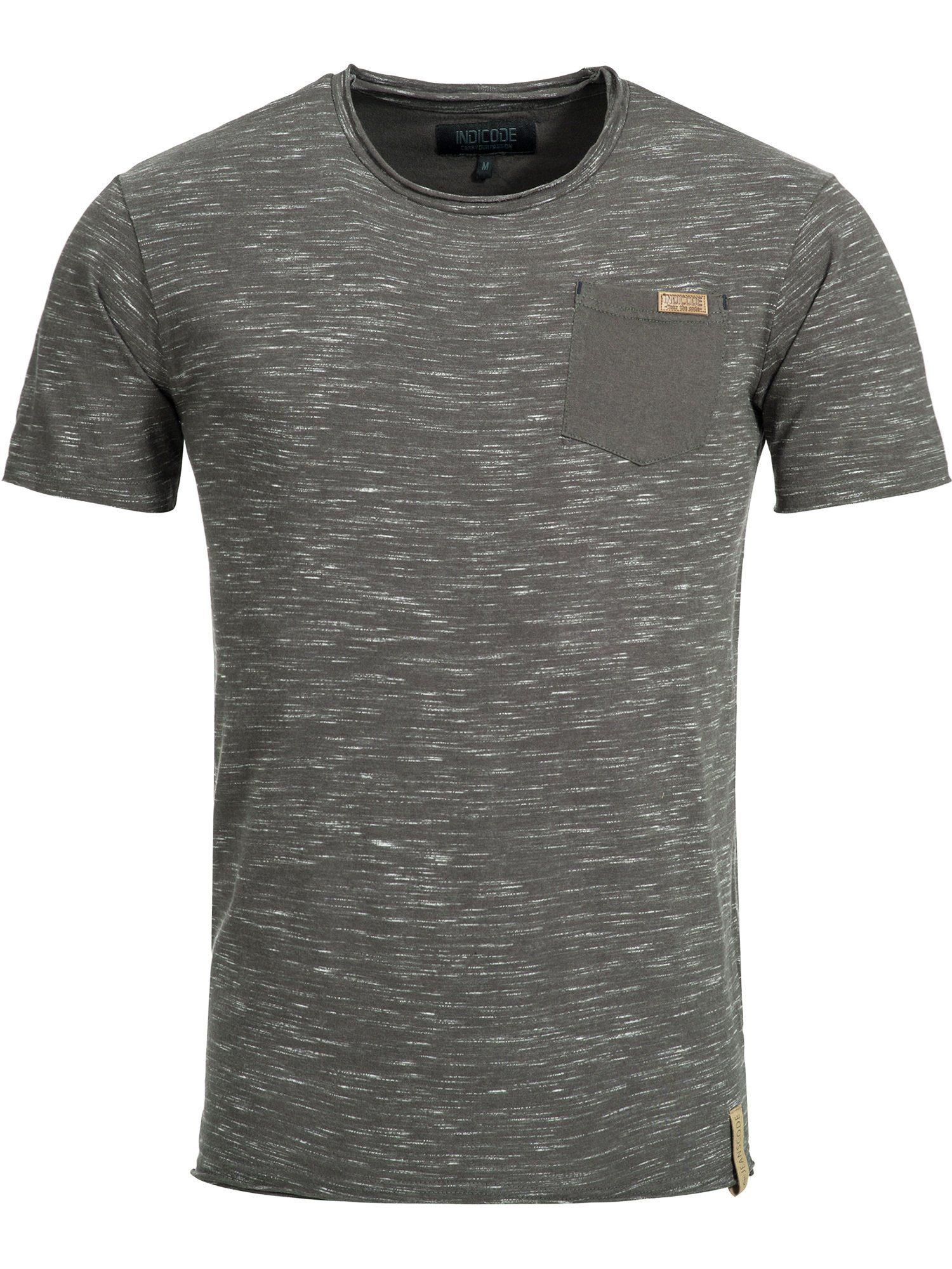 Indicode T-Shirt »Tulsa«