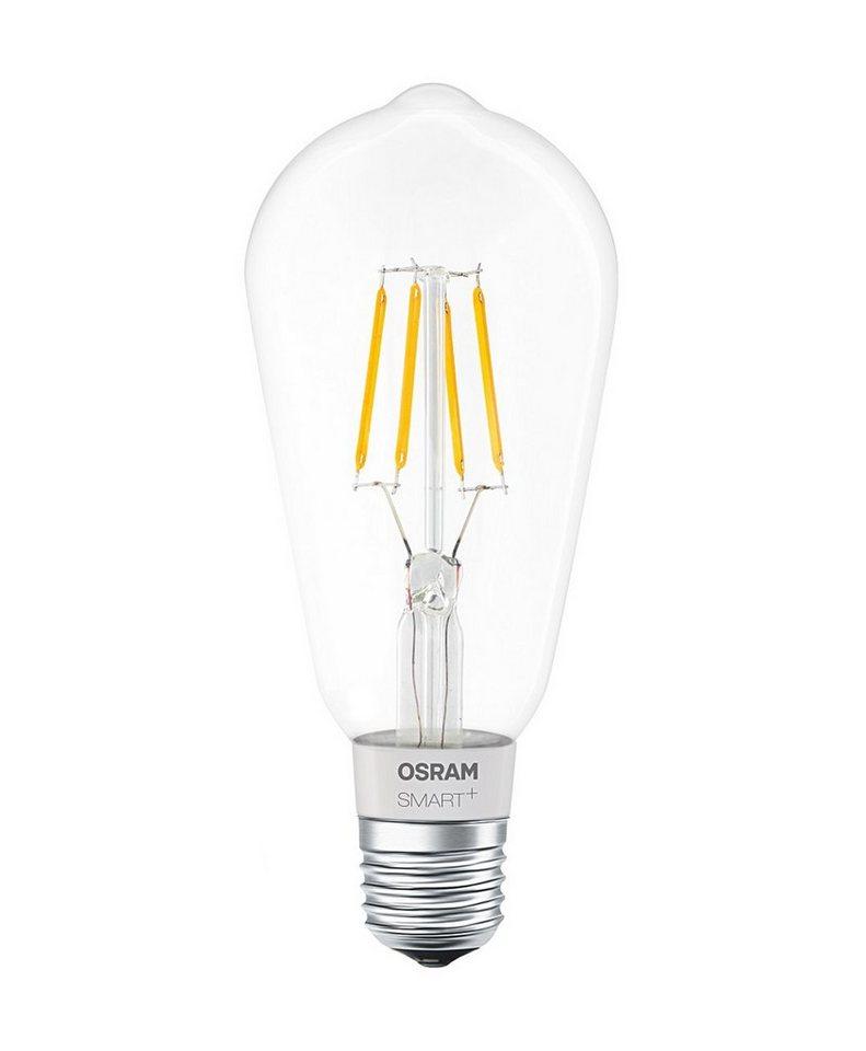 Osram Smart Led Retrofit Lampe Dimmbar Homekit Cla Edison E27 Fil