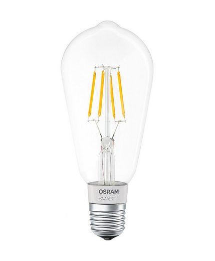 Osram SMART+ LED-Retrofit-Lampe, dimmbar »HomeKit CLA EDISON E27 FIL DIM«