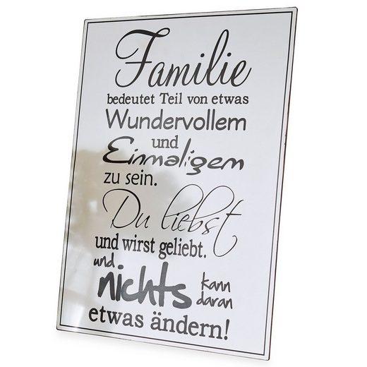Loberon Dekoboard »Family Love«