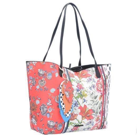 Set Cm Shopper Tasche 2tlg Desigual 30 Capri Tripatch IxgRwqq0z