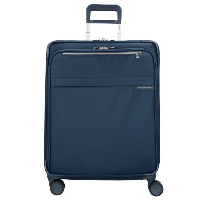 Briggs&Riley Baseline 4-Rollen Trolley 63 cm | Taschen > Koffer & Trolleys > Trolleys | Blau | Briggs&Riley