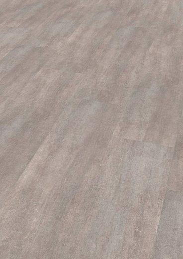 EGGER Laminat »HOME Cefalu Beton hell«, Fliesenoptik, 2,533 m²/Pkt., Stärke: 8 mm