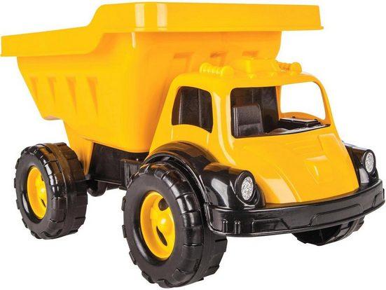 Jamara Spielzeug-Baumaschine »JAMARA KIDS Big Kip, gelb«