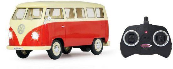 Jamara RC-Fahrzeug »VW T1 Classic Bus 1963«, mit LED-Beleuchtung