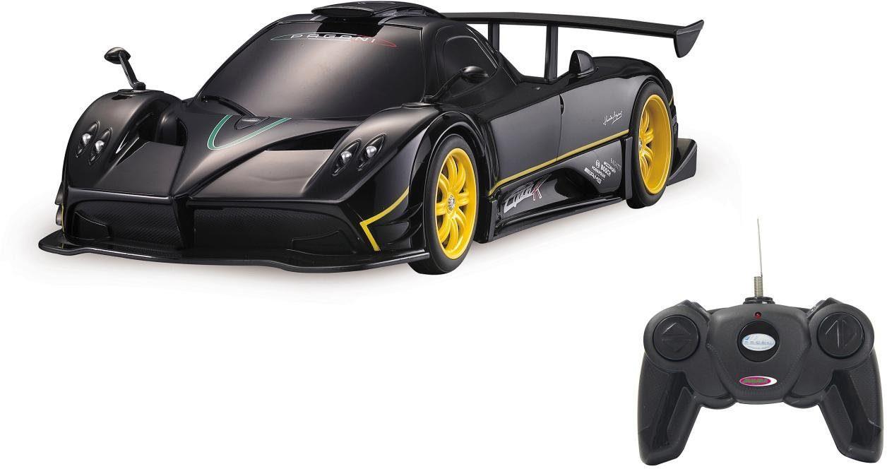 JAMARA RC Fahrzeug, »Pagani Zonda R, 1:24, schwarz«