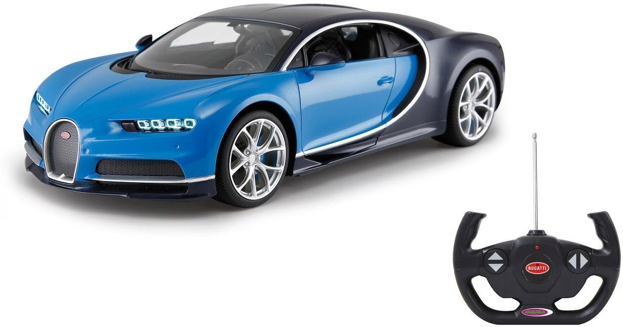 JAMARA RC Fahrzeug, »Bugatti Chiron, 1:14, blau«