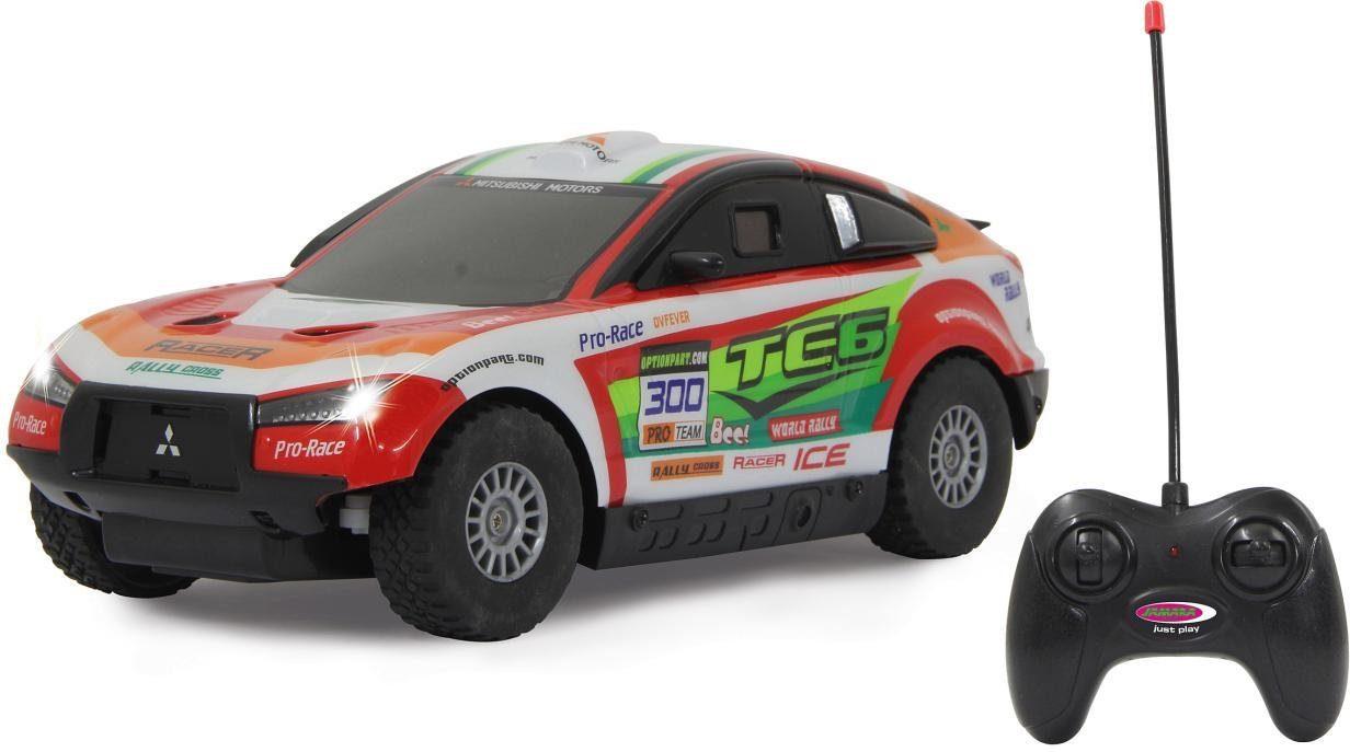 JAMARA RC Fahrzeug, »Mitsubishi Lancer Rally, 1:16«