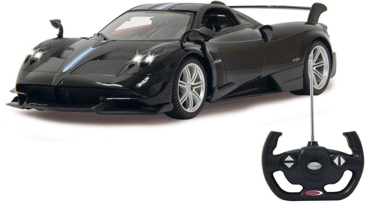 JAMARA RC Fahrzeug, »Pagani Huayra BC, 1:14, schwarz«