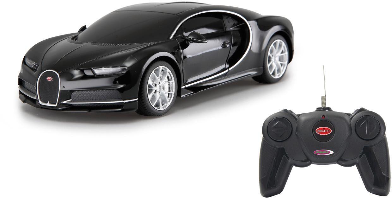 JAMARA RC Fahrzeug, »Bugatti Chiron, 1:24, schwarz«