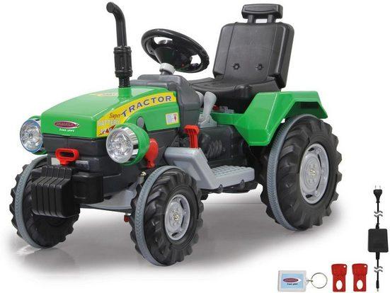 Jamara Elektro-Kindertraktor »JAMARA KIDS Ride-On Power Drag 12V«, Belastbarkeit 35 kg