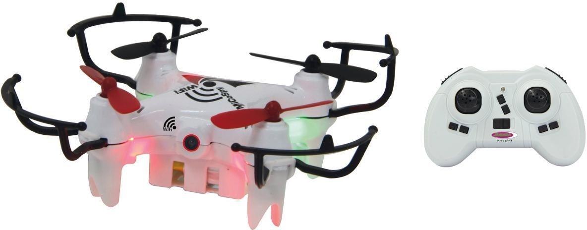 RC-Drohne mit WiFi Kamera: Jamara MiCoSpy*
