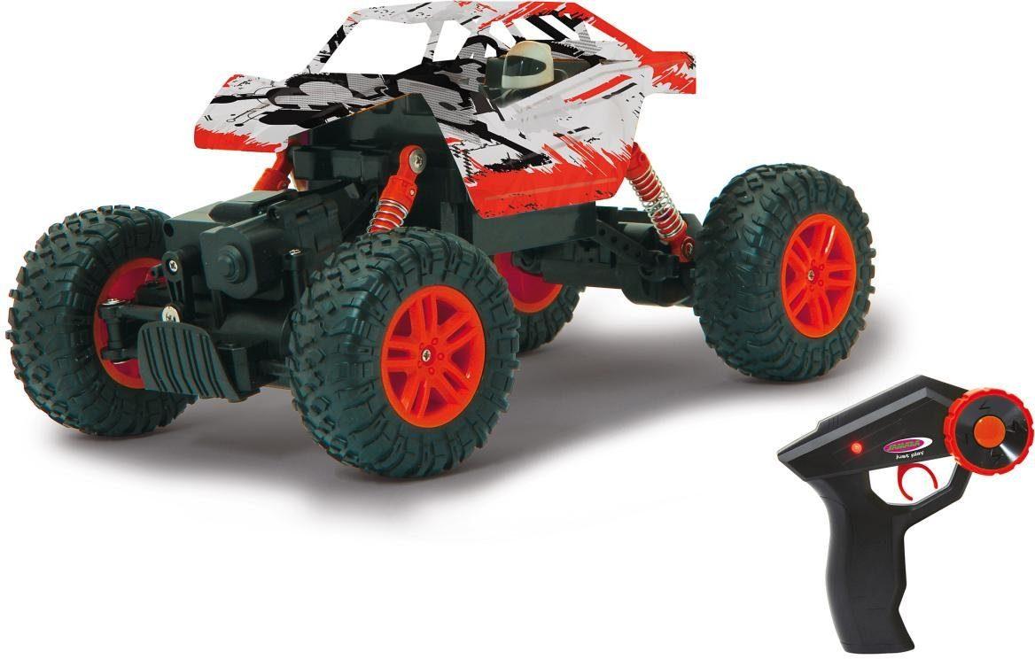 JAMARA RC Fahrzeug, »Hillriser Crawler, 1:18, orange«