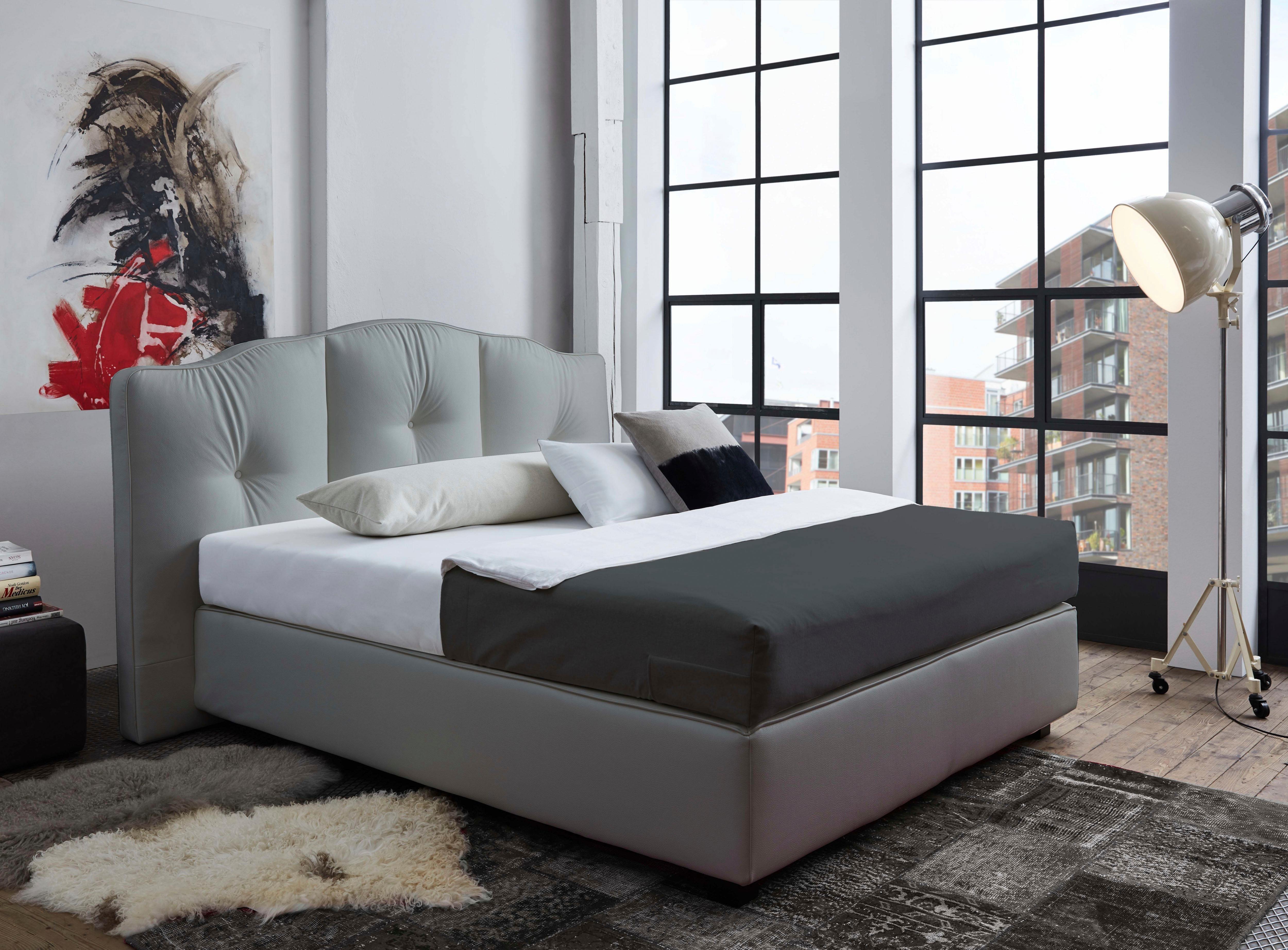 places of style boxspringbetten online kaufen m bel suchmaschine. Black Bedroom Furniture Sets. Home Design Ideas
